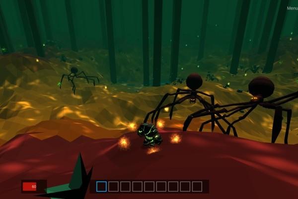 Balance alpha demo screenshot