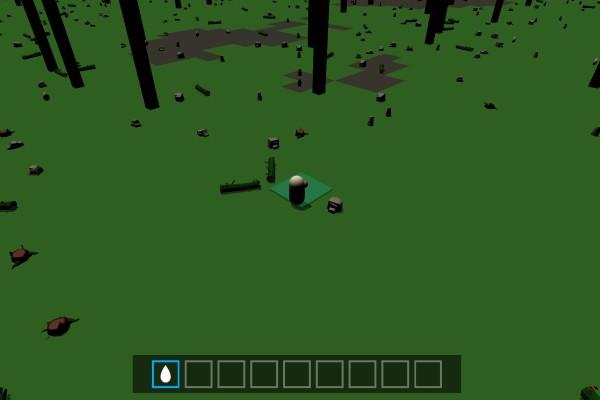 Balance old prototype screenshot