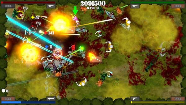 Corpse Mob screenshot 2