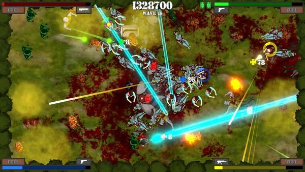 Corpse Mob screenshot 4
