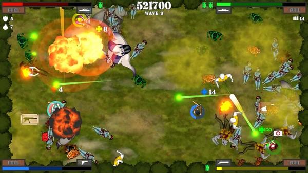 Corpse Mob screenshot 6